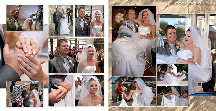 Приказка от сватбения ден 1