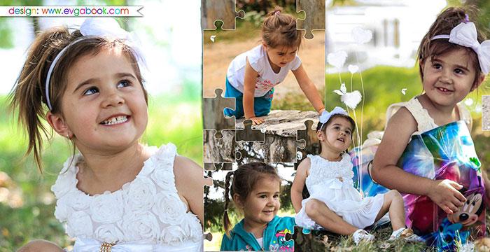 Детска фотокнига Ели_1