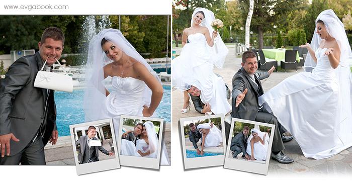 фотокнига за сватбен ден