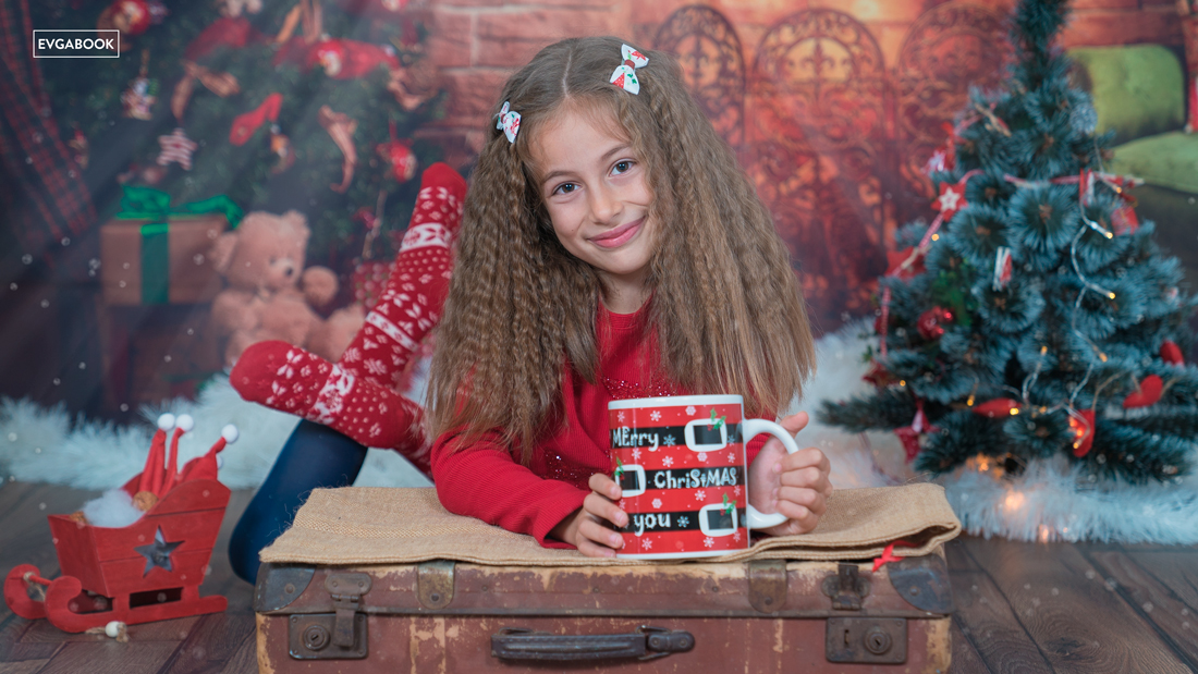 Коледна фотосесия Вълшебният декември